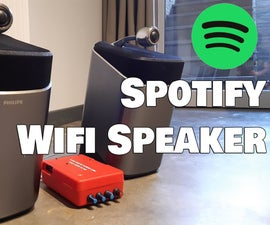 Sonos Like Spotify Wifi Speaker