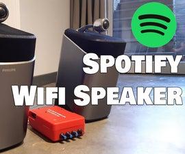 Sonos Like Spotify Wifi Speaker