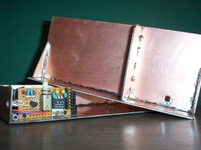 Copper Photon Box