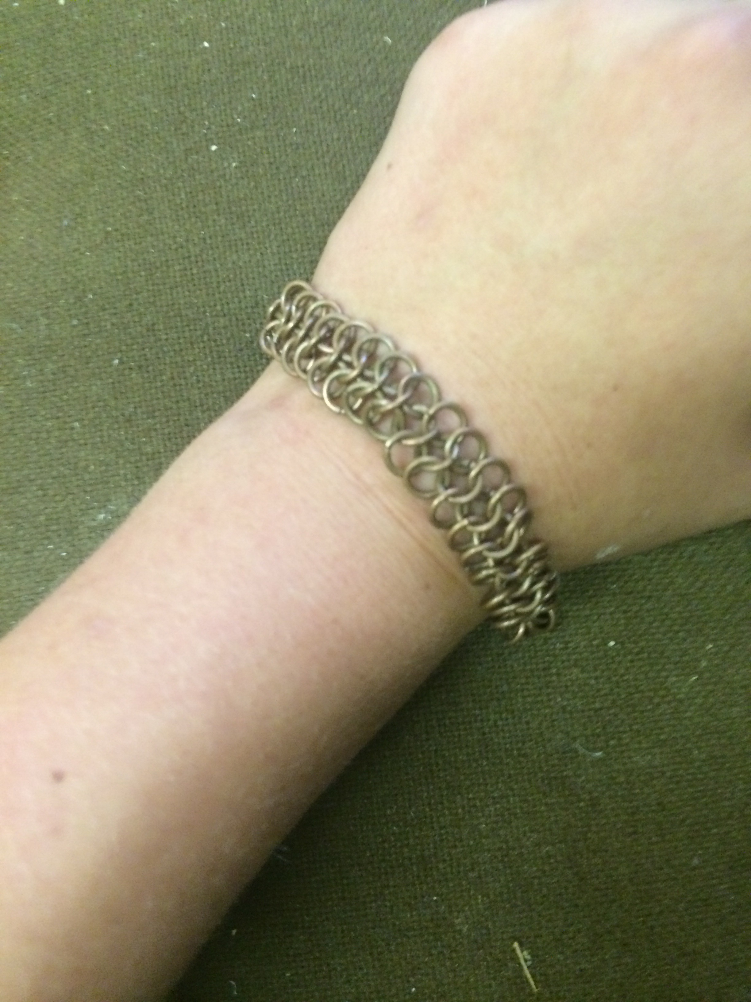 How To Make Chain Mail Links