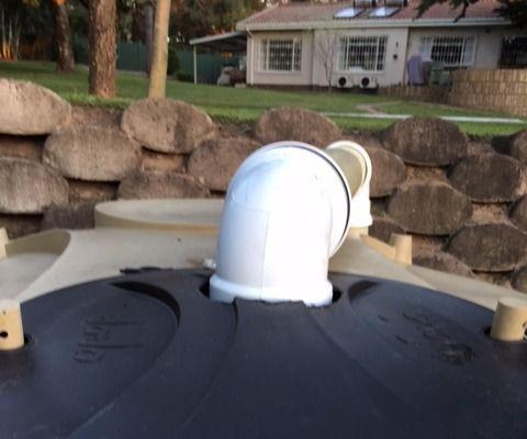 Rainwater Harvesting and Distribution