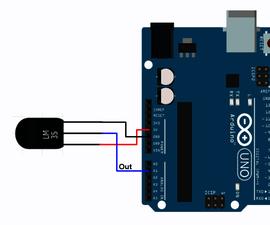 Reading Temperature Using LM35 Temperature Sensor With Arduino Uno