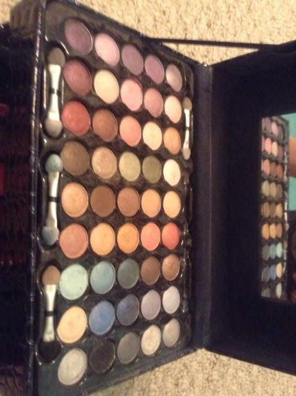 •DIY•EyeShadow Lips•