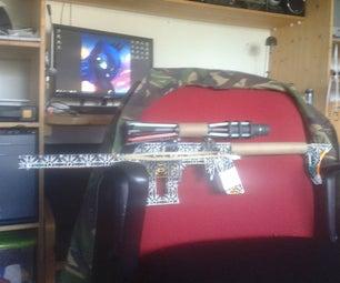 HVCSR 35-1 'High Velocity Combat Sniper Rifle'