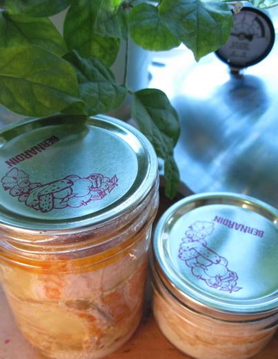 Canned Salmon Tutorial