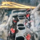 Remove Injectors for Cleaning in a 1995 Ford Explorer, 6 Cylinders