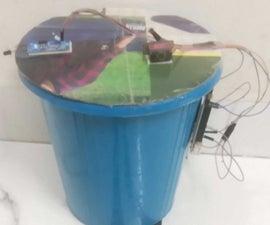 IR Sensor Based Automatic Dustbin