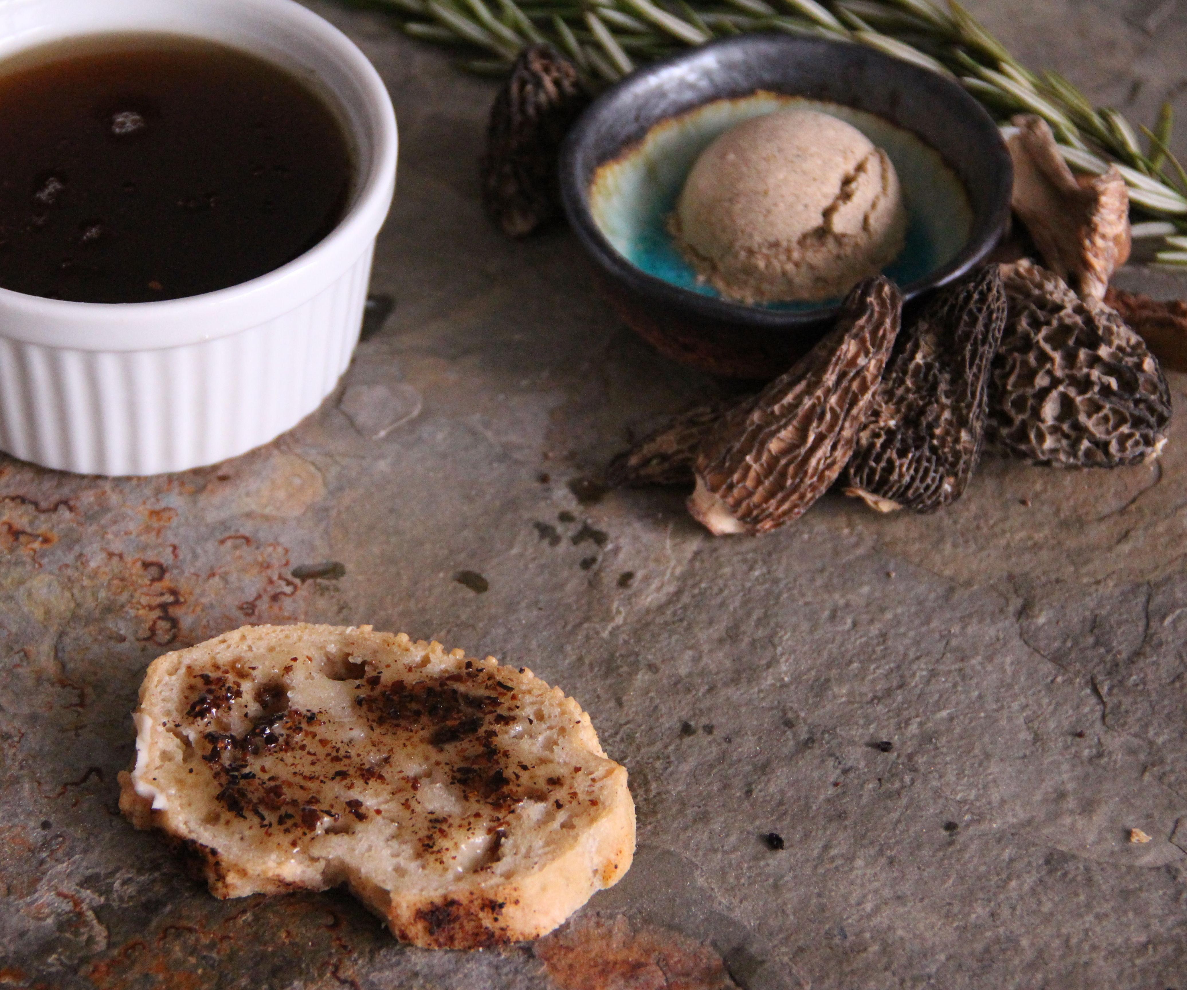 Porcini Mushroom Clarified Butter/Ghee