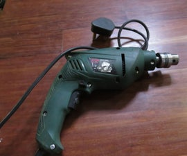 How to Fix an Old Drill.