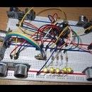 Multiple Ultrasonic Sensor Using Single Arduino