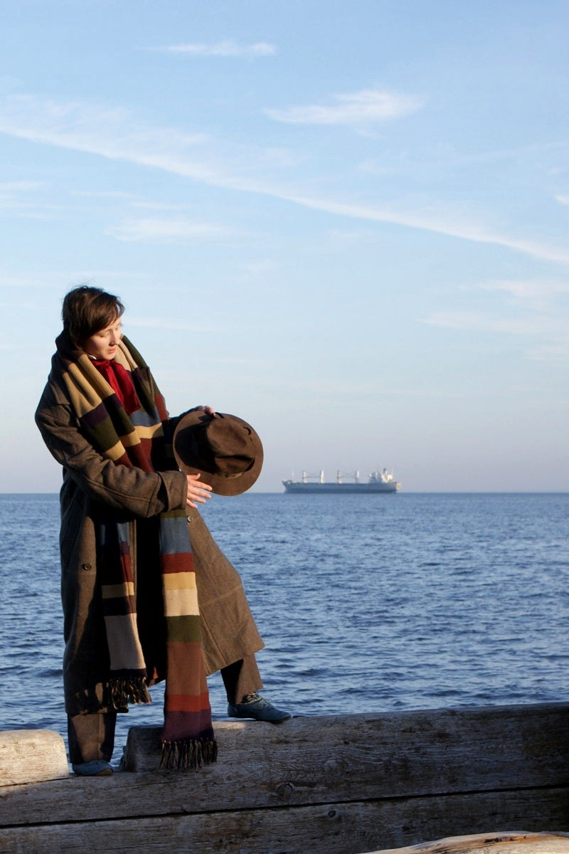 Doctor Who: the Fourth Doctor's Scarf