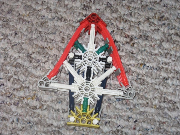Knex Plane With Missile
