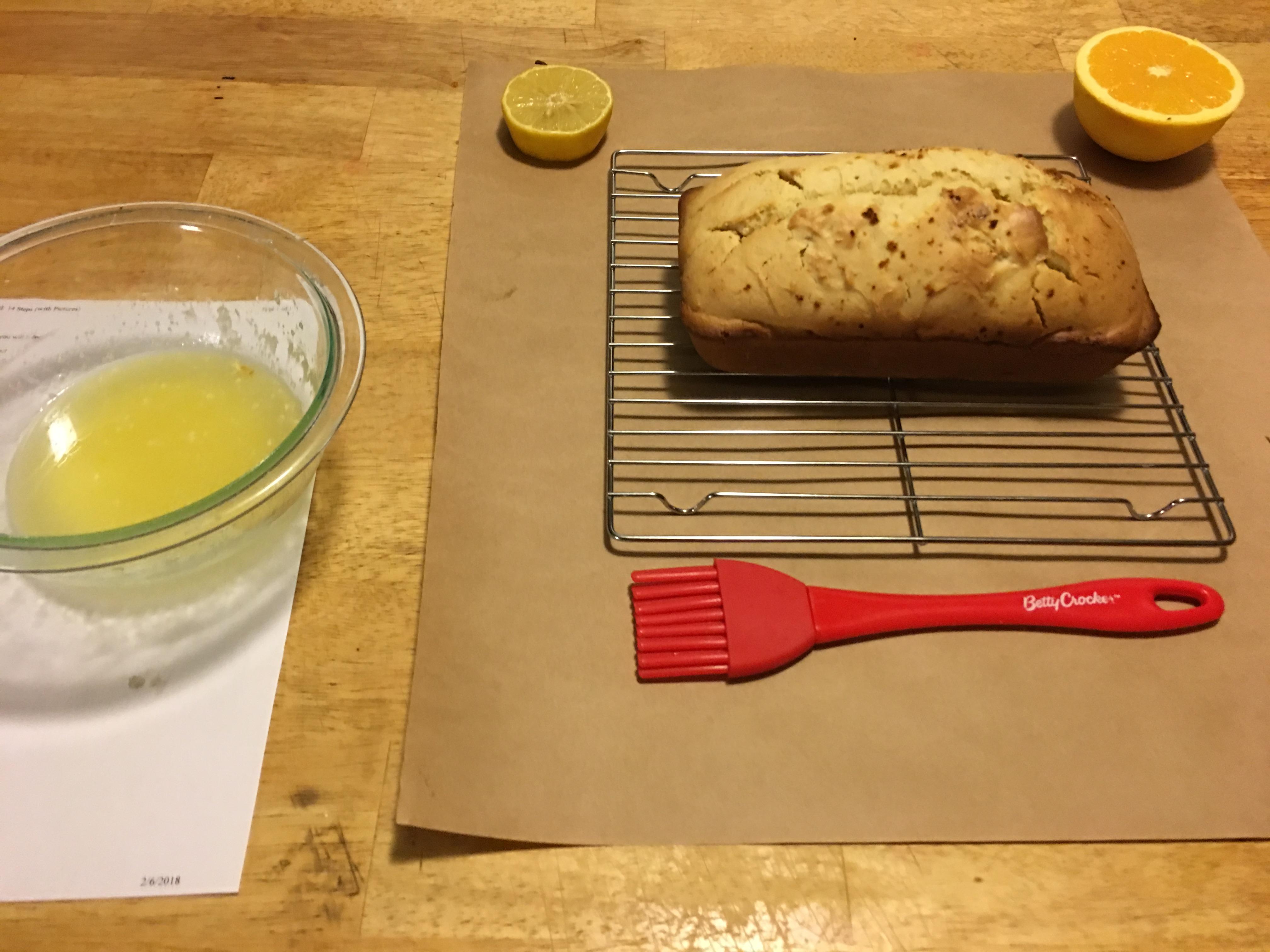 How to Make Orange Bread