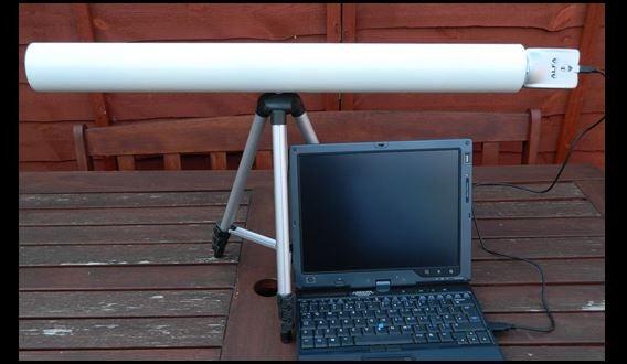 Long Range Yagi Antenna 19 Element 2.4GHz
