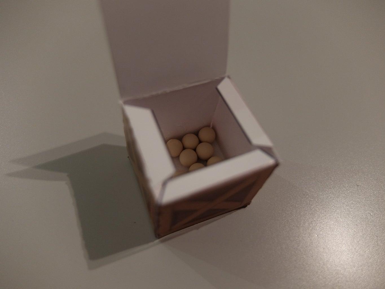 Fill a Crate