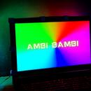 Ambibambi - Ambilight for Laptops