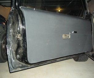 How to Recover Vehicle Door Panels