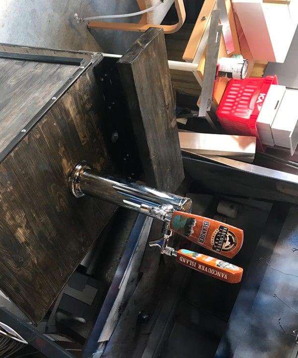Convert a Mini Fridge Into a Kegerator