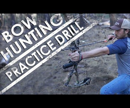 Bow Hunting Practice Drills for ADRENALINE | The Sticks Outfitter EP. 21