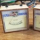 Milliammeters From Surplus VU Meters