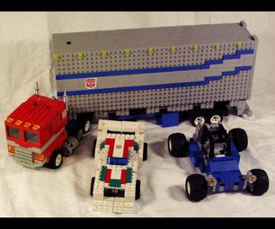 My LEGO Transformers So Far