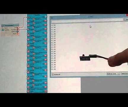 Arduino Nano: Using DS1820/DS18S20 Maxim One Wire Thermometer Sensor Module