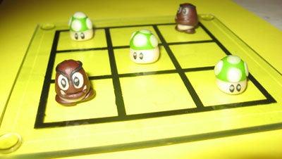 Making of ...tic-tac-toe (Mario Bros)
