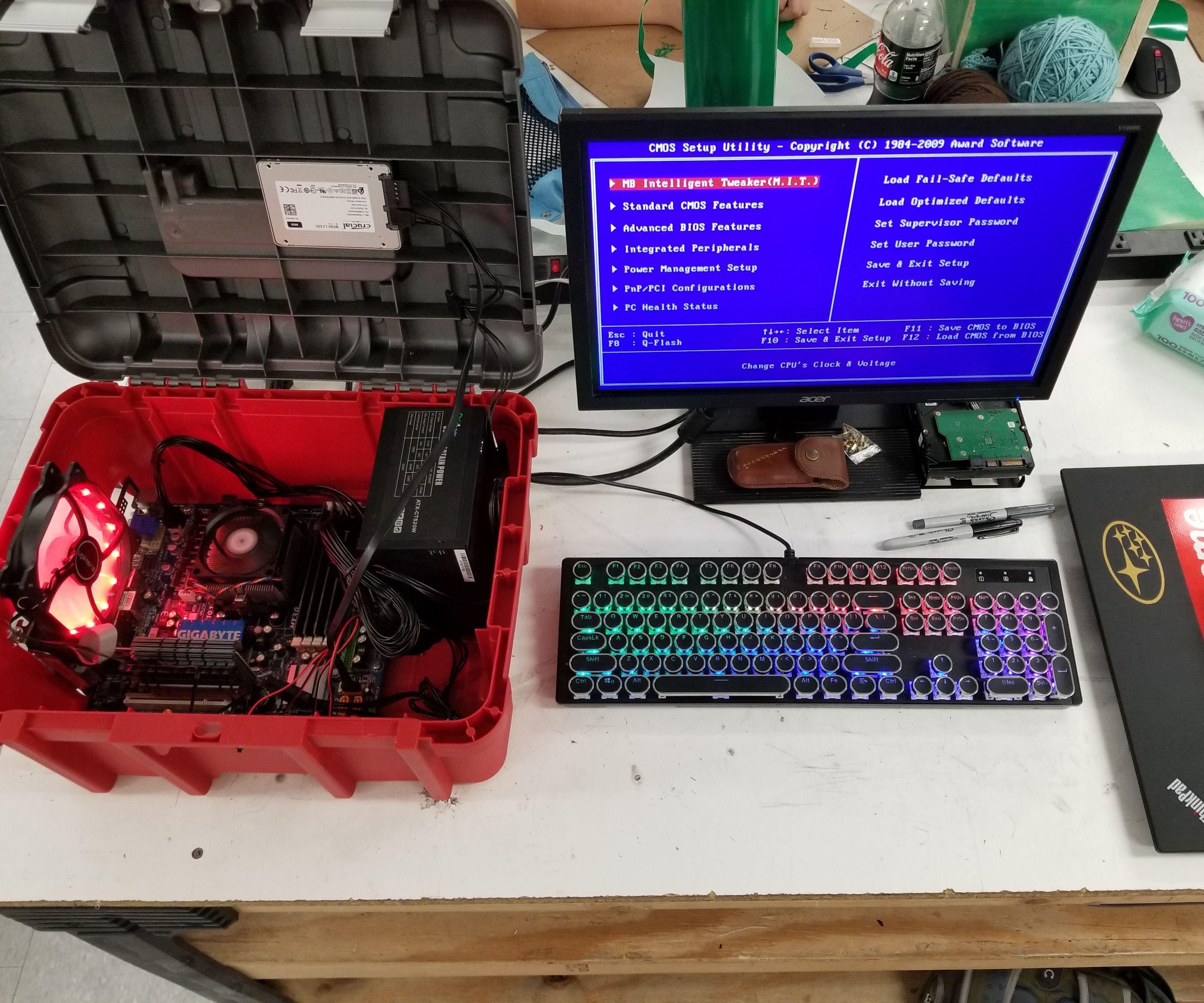Toolbox PC
