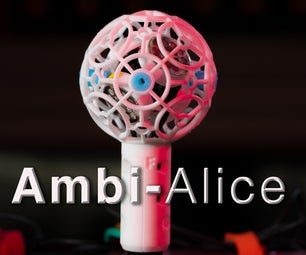 Ambi-Alice a First Order Ambisonic Microphone