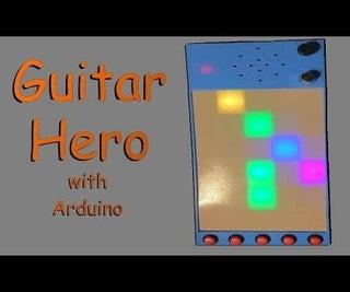Guitar Hero With Arduino