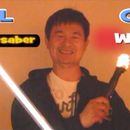 How to make CFL Wand and Lightsaber The World's First DIY Cool devices to make for summer project