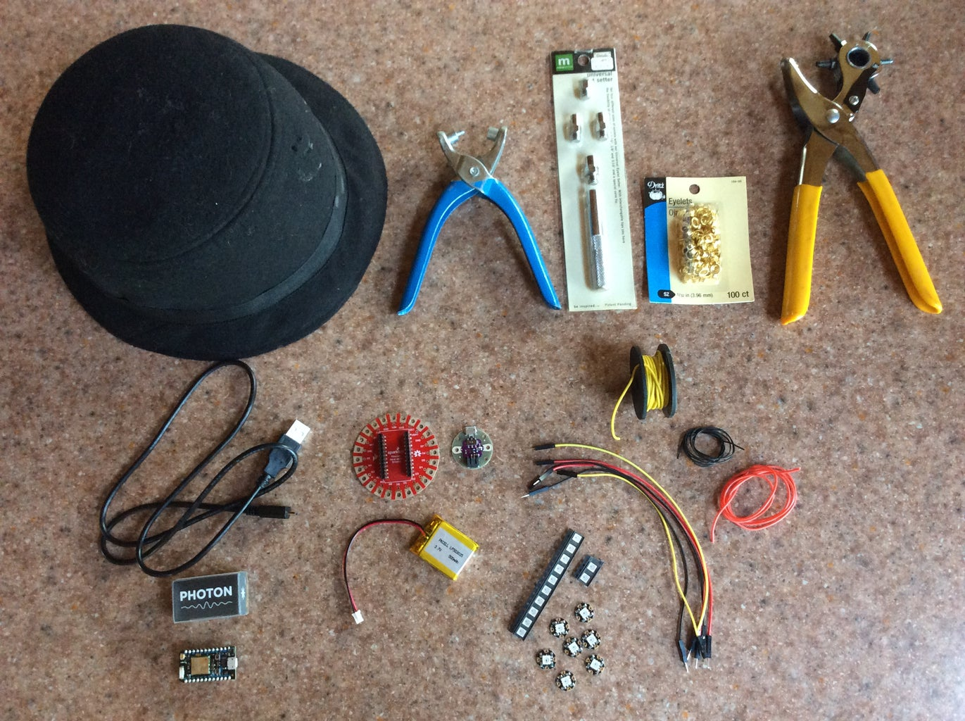 Useful  Tools & Supplies