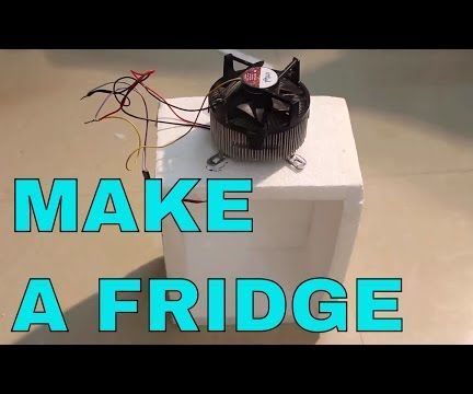 Make a Fridge