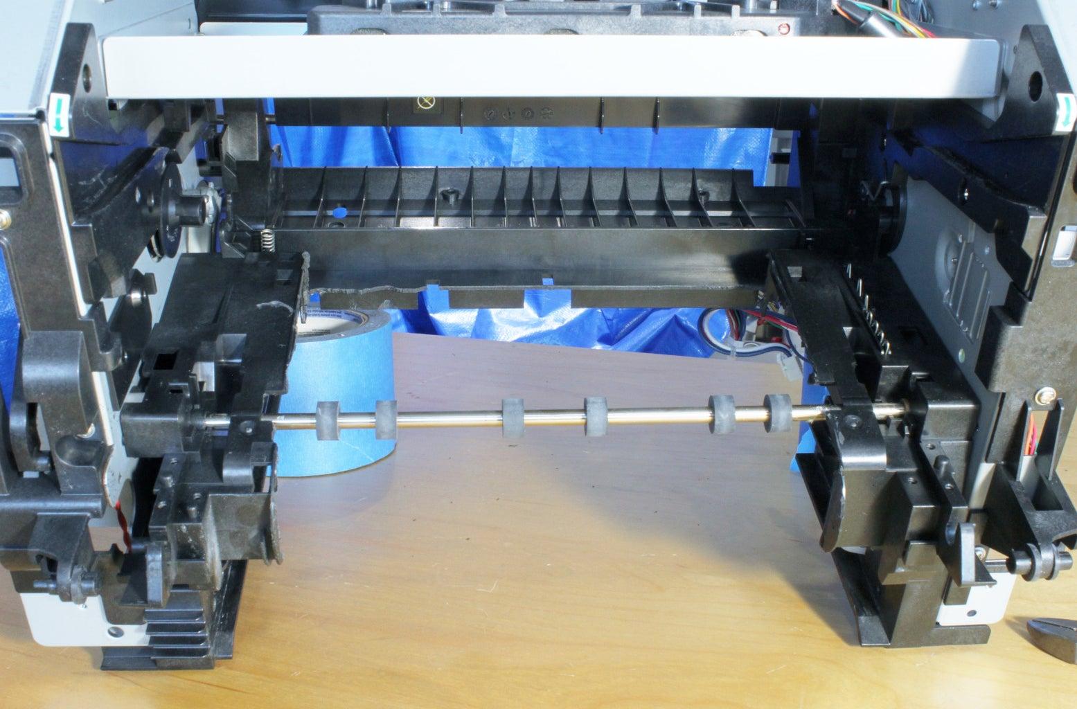 Cutting the Paper Platform