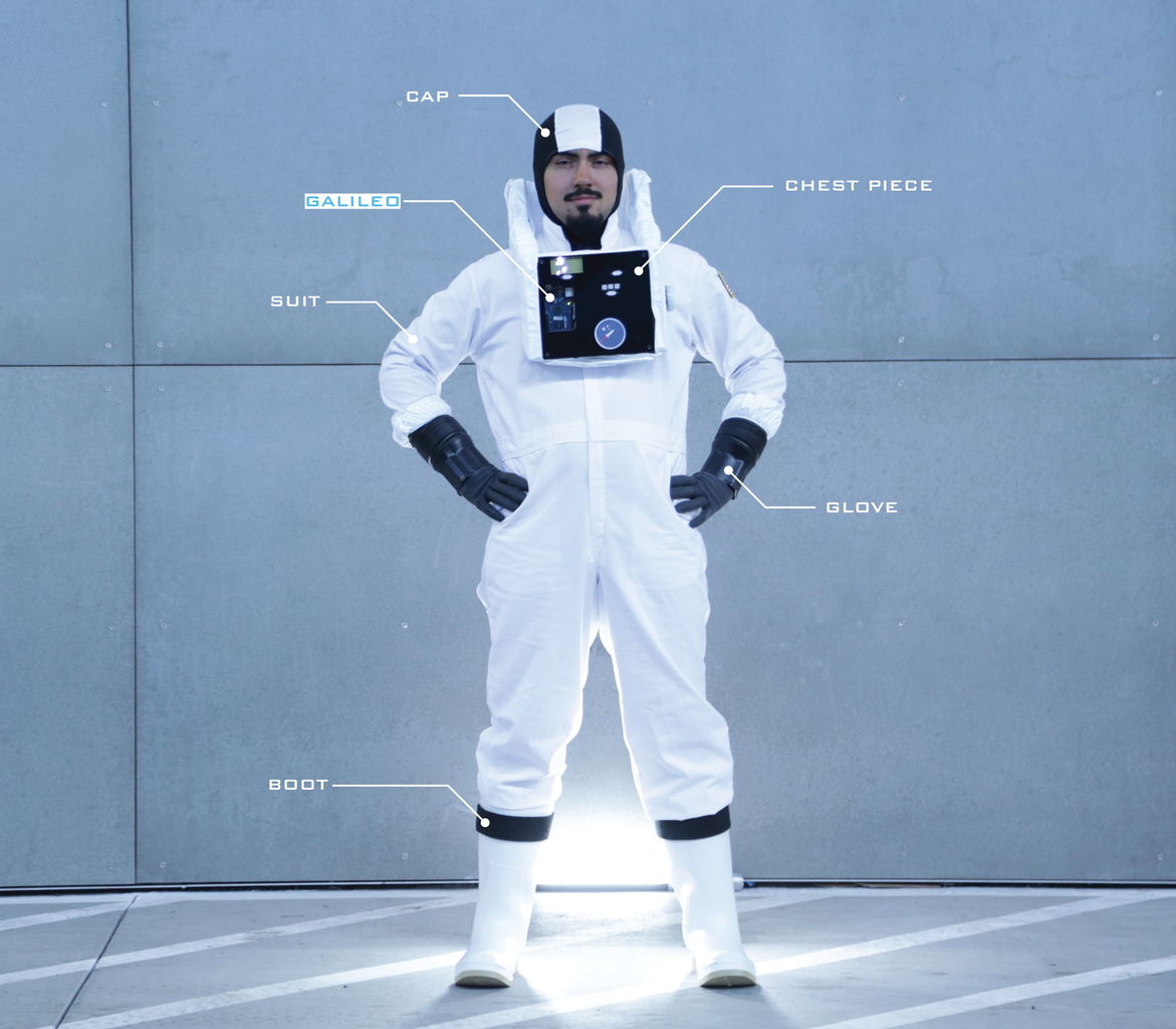 Spacesuit Design Overview