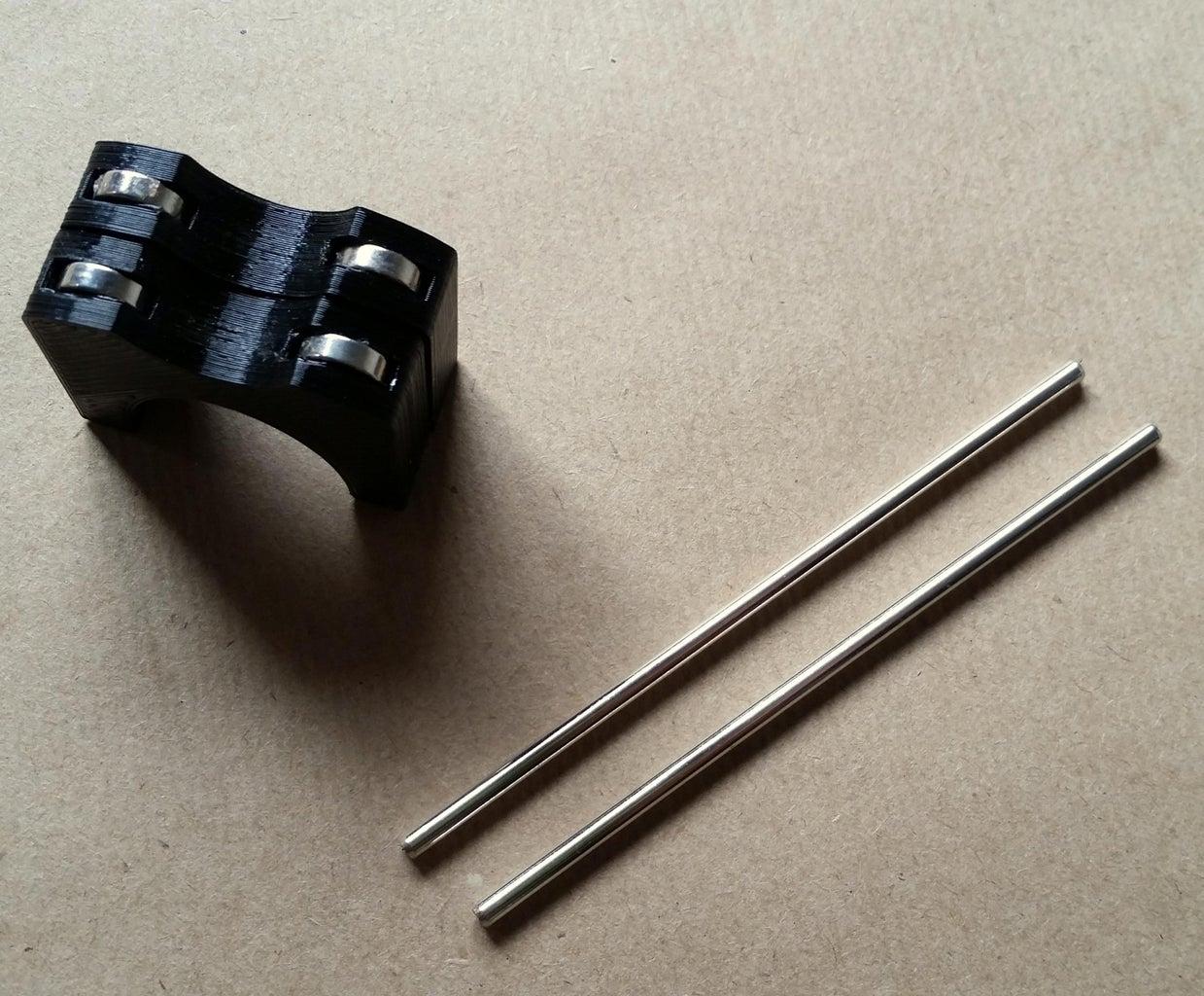 Assembly: Rods