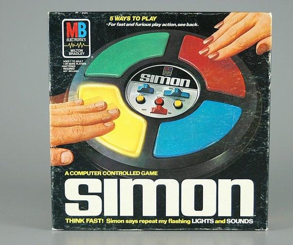 'Simon' CPE 133 Final Project
