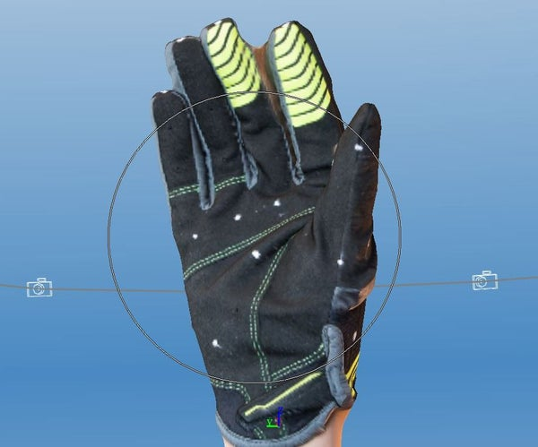 Prosthetic Glove to Aid With Grasping for Individuals With Paralysis in the Hands (Concept in Progress)