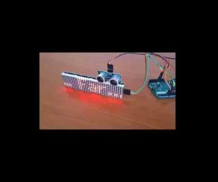 Rangefinder for Garage Parking With Arduino