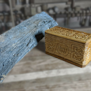 Make a Carved Box Form Firewood