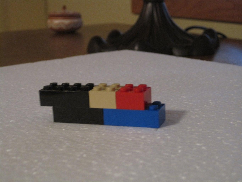 Basics of Lego Structures