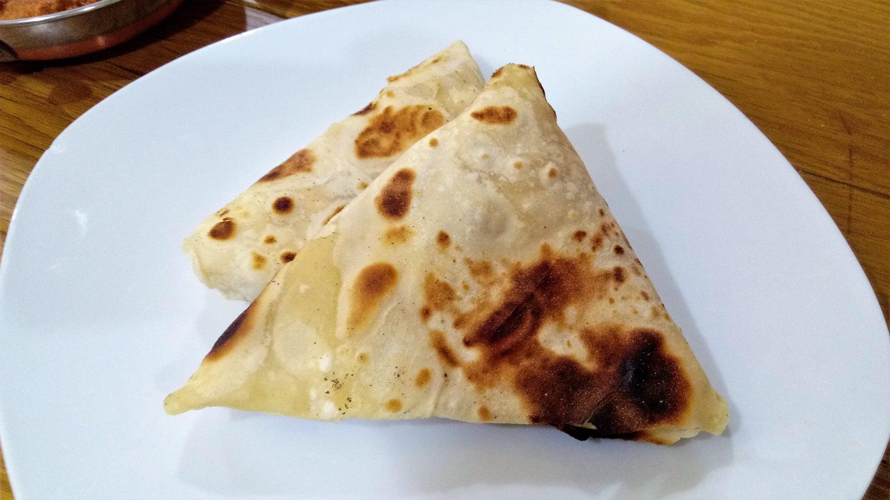 Soft Paratha Recipe