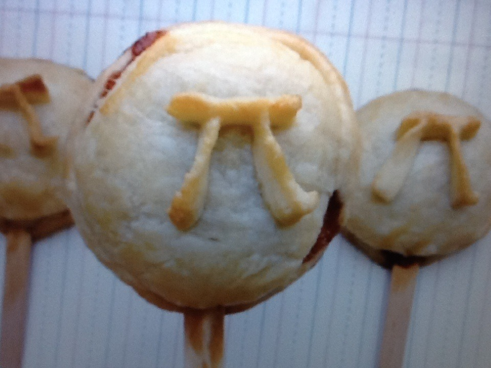 Pi Pie Pops
