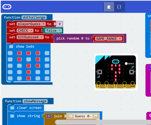 What's the Bit Thinking? Make a Simple Guessing Game With the BBC Microbit!