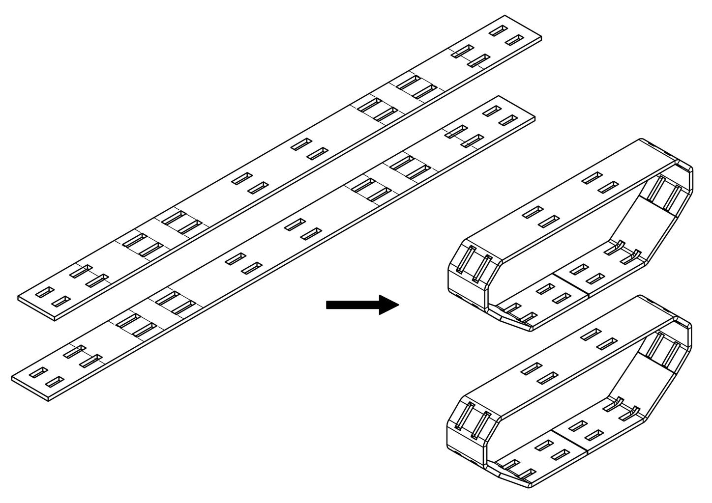 'Tracks' Bending