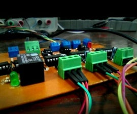 Gate Driver Circuit for Three Phase Inverter