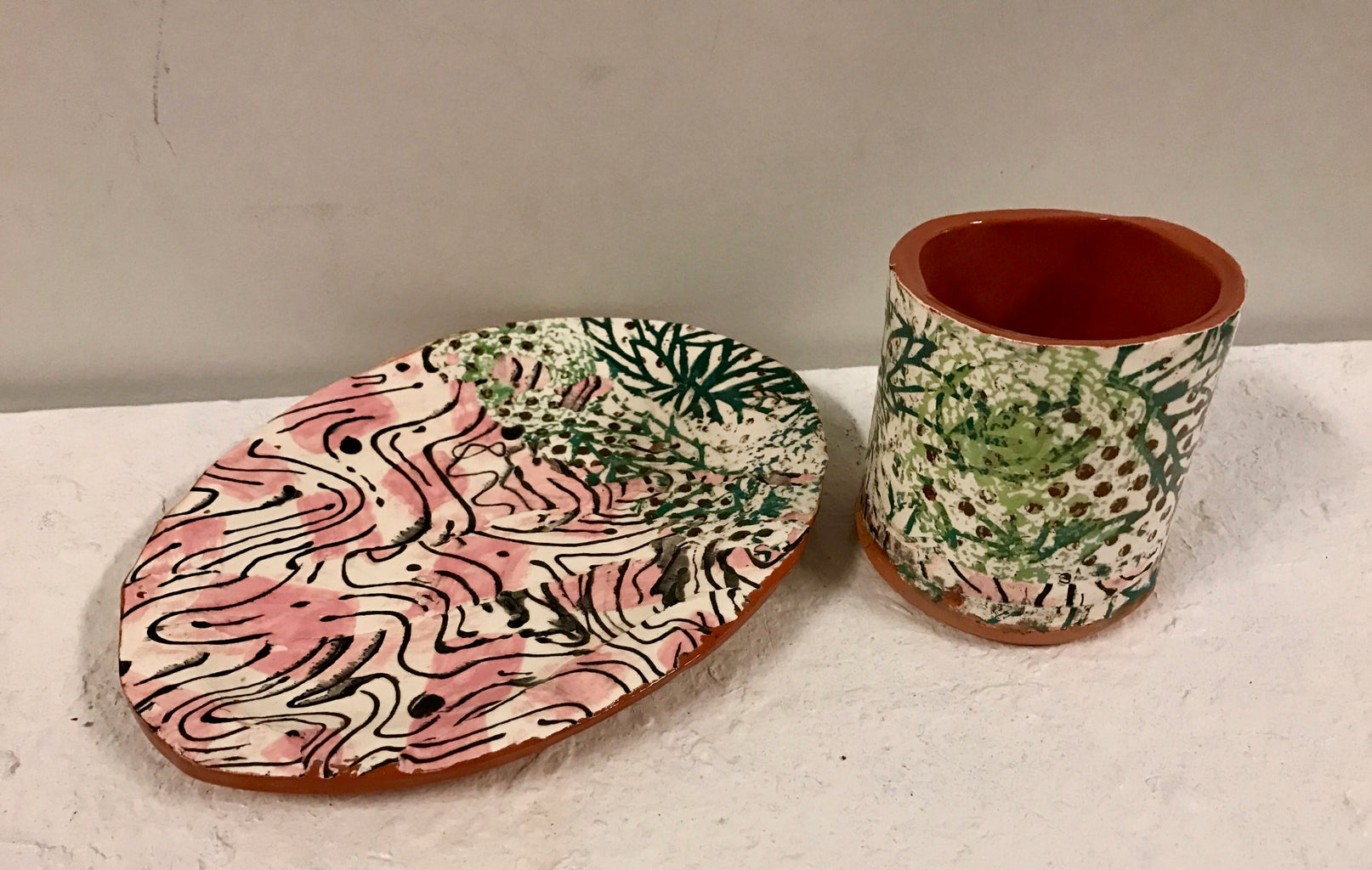 Fire Your Pieces in the Kiln!