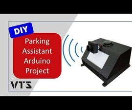 Parking Assistant Arduino Project
