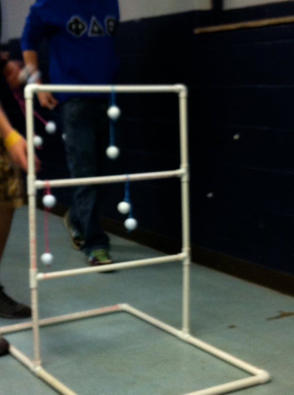 How to Build and Play a Game of Ladders