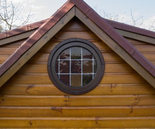 How to Make a Round Window Frame